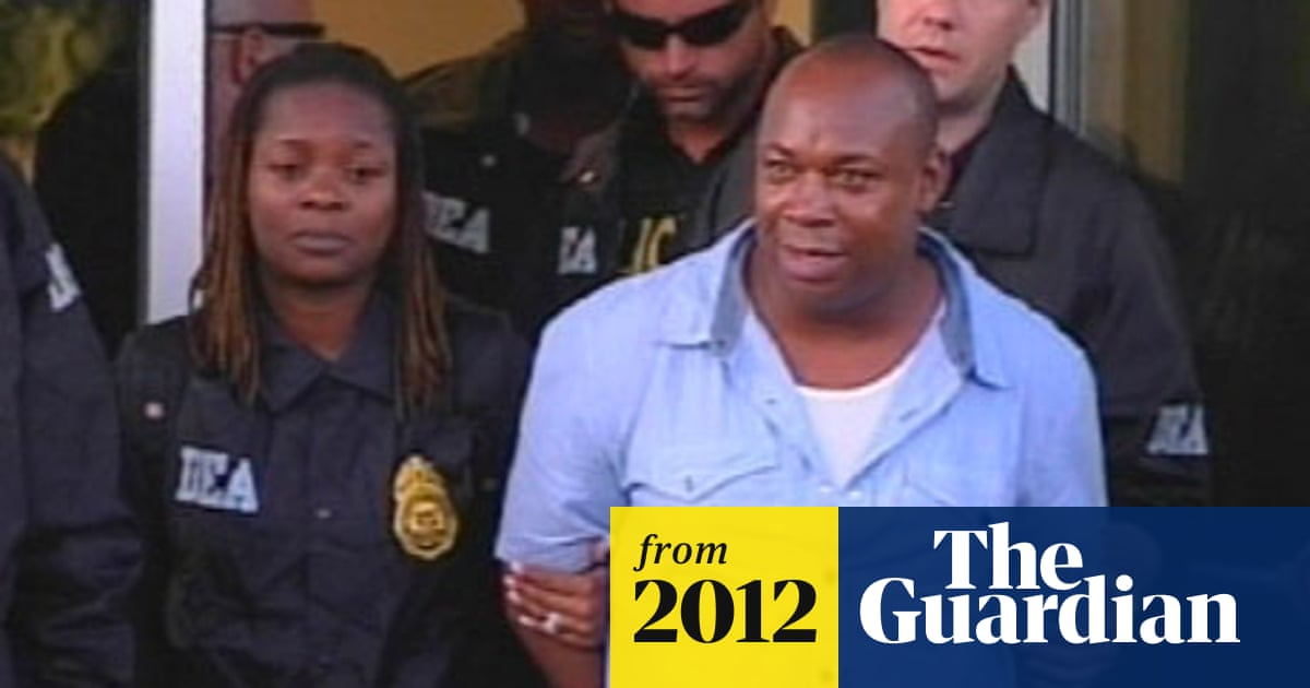 Christopher 'Dudus' Coke handed 23-year US jail term for