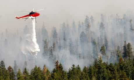 Crews battle the Shingle Fire east of Cedar City, Utah