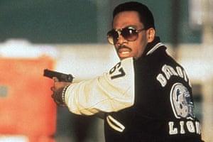 Eddie Murphy in Beverly Hills Cop II