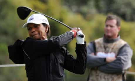 Condoleezza Rice: golf lover