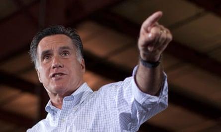 Mitt Romney in Iowa