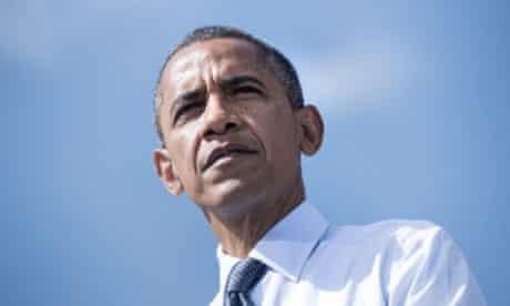 Barack Obama in Golden, Colorado