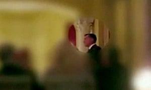 Mitt Romney being covertly filmed