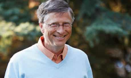 Microsoft co-founder Bill Gates: worth $66bn
