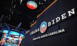 Democratic national convention, Charlotte