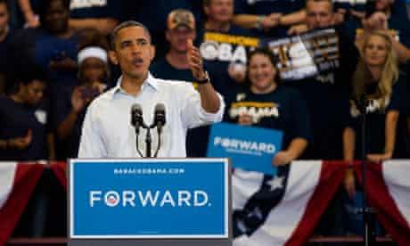 Barack Obama in Toledo