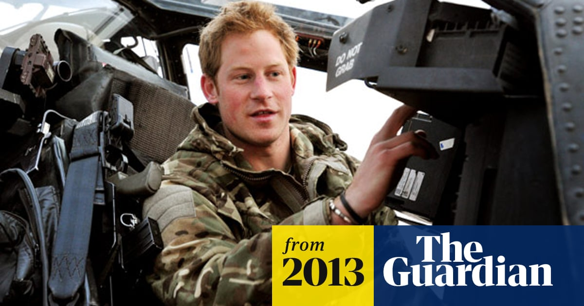 prince harry i ve killed in afghanistan but dad wants me to act like a prince afghanistan the guardian prince harry i ve killed in