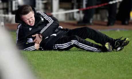 Eden Hazard's frustration with ballboy understandable, says Michael Laudrup — video