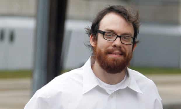 Andrew Auernheimer, known online as 'weev'.