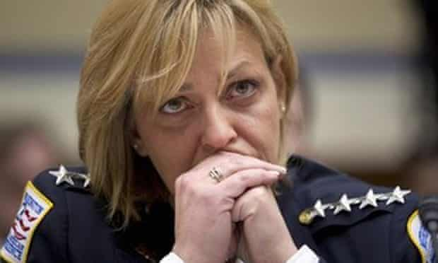 Washington DC police chief Cathy Lanier said there was 'no rationale' for arresting an 11-year-old rape victim for false reporting in a 2008 case that was recently reopened for investigation.