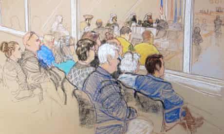 Guantanamo pre-trial hearing