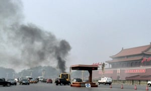 Chinese police hunt for two Xinjiang men after deadly
