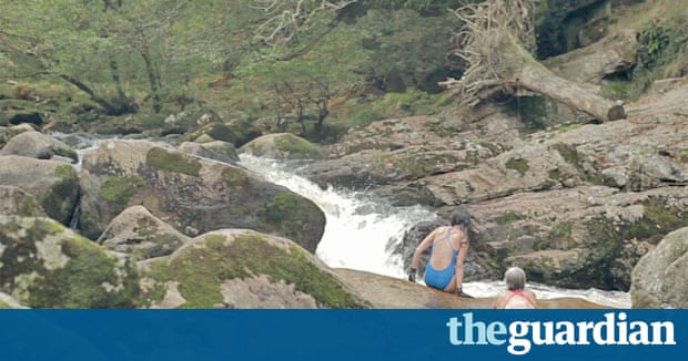 autumn wild swimming for beginners