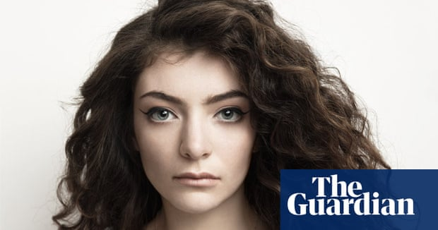 Lorde Im Just A Freak Music The Guardian