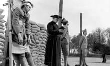 Paths of Glory - injured soldiers