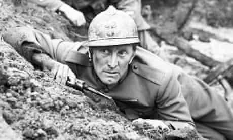 Still from Paths of Glory