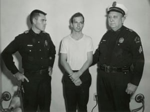 Dallas Police Department archive image shows accused Kennedy assassin Lee Harvey Oswald