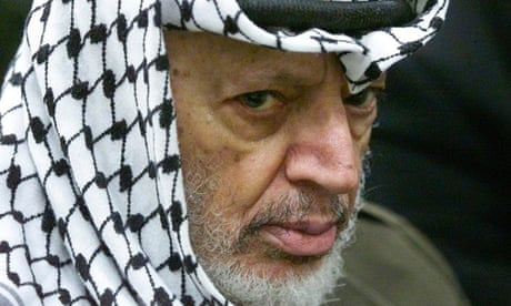 Yasser Arafat may have been poisoned with polonium, tests show