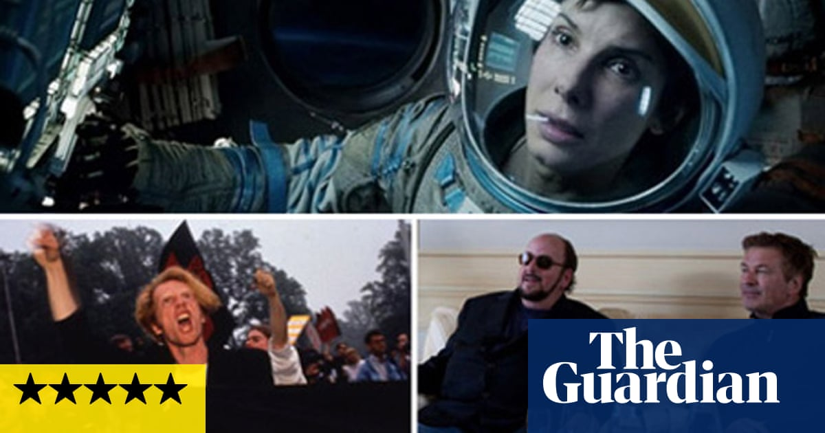 Gravity – review   Film   The Guardian