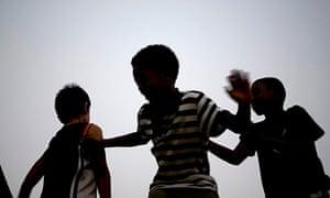 Children illegal migrants