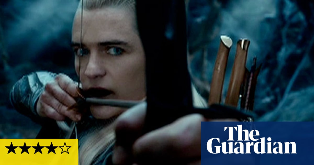 The Hobbit: The Desolation of Smaug – review | Peter Bradshaw | Film