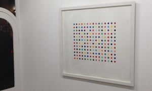 Do Damien Hirst S Dots Really Matter Art And Design The Guardian