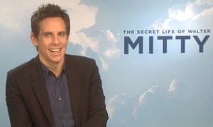 the secret life of walter mitty review film the guardian the secret life of walter mitty star ben stiller fantasy is an important part of who we are video interview