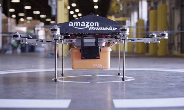 Amazon tests delivery drones at secret Canada site after US