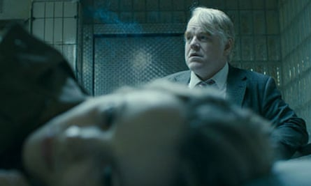 Phillip Seymour Hoffman in A Most Wanted Man