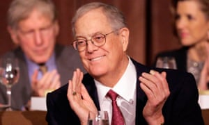 David Koch, SPN Alec alliance