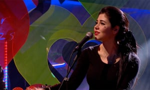 Marina and the Diamonds Other Voices Festival 2013