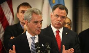 Chicago Mayor Emanuel Announces New Gun Safety Measures