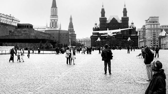 Mathias Rust: the teenager who flew to Red Square - video | World ...