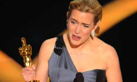 Kate Winslet wins best actress in 2009
