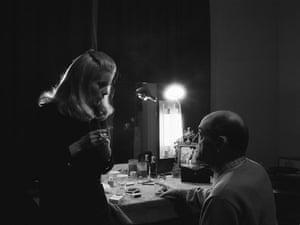 Shooting Of The Film Belle du Jour By Luis Bunuel