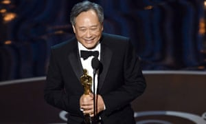 Ang Lee, winner of the best director award at the 2013 Oscars