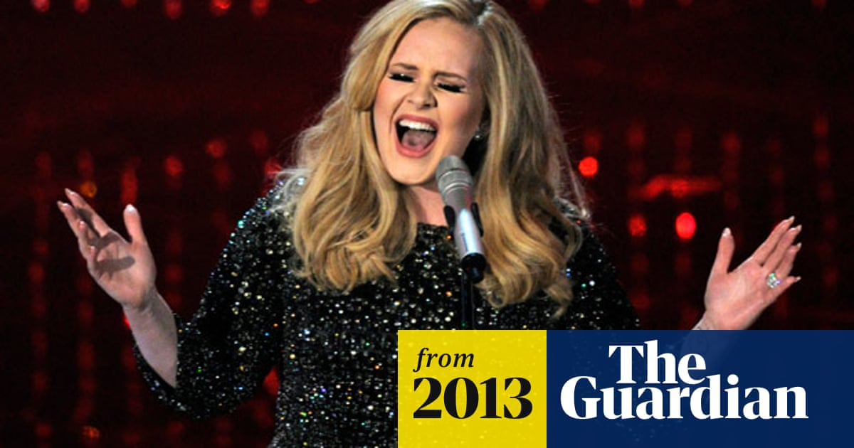 Oscars 2013: Adele performs Skyfall - video | Music | The