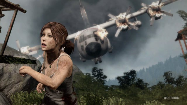 Tomb Raider Review Games The Guardian