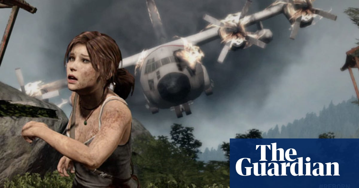 Tomb Raider The Story Of A Reboot Technology The Guardian