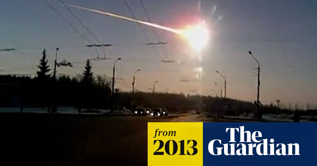 Russia considers nuclear explosives to combat meteorites - video