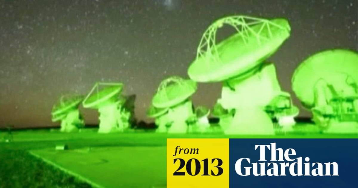 World's most powerful telescopes begin observation – video