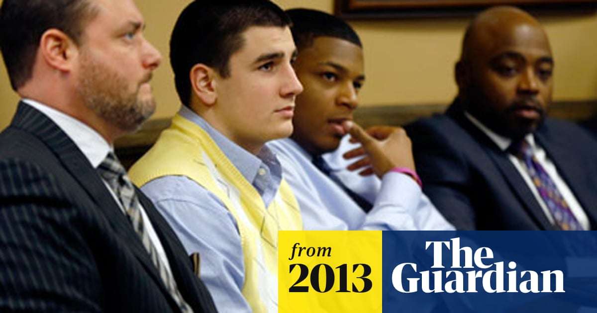 Steubenville Rape Trial Teenagers Treated Victim Like A Toy Court Hears Ohio The Guardian