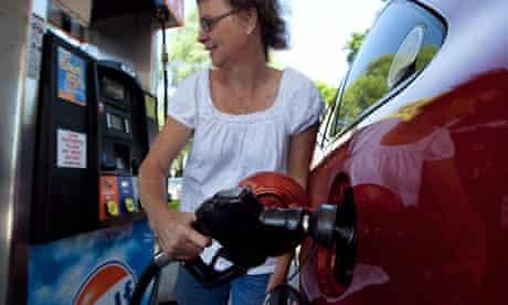 Gasoline, fuel efficiency