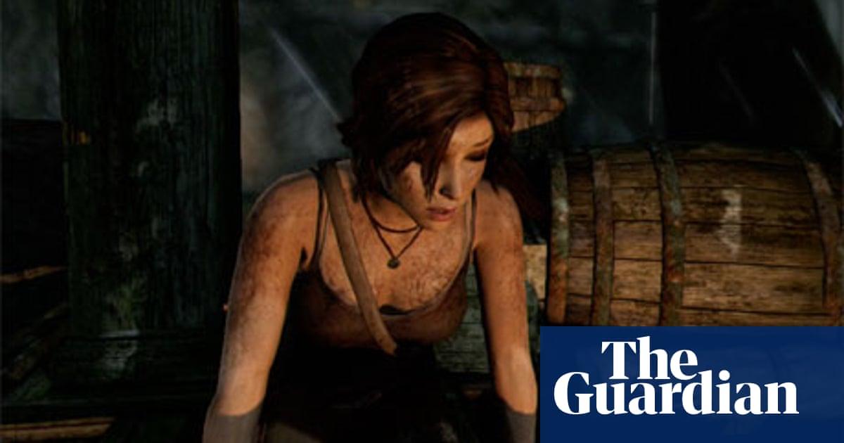 lara croft tomb raider sex