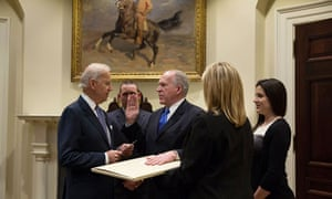 John Brennan sworn in as CIA director