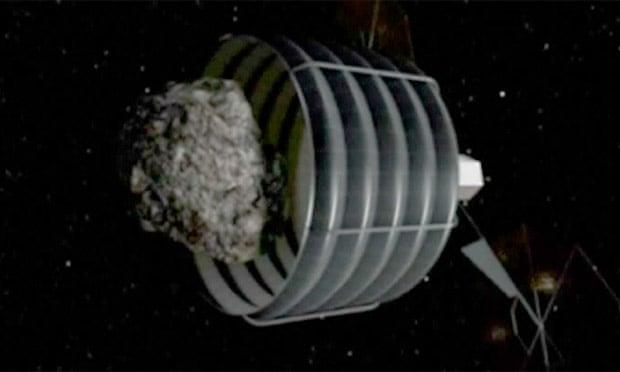 asteroid lasso plan - photo #1