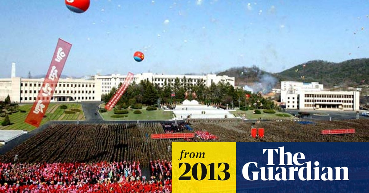North Korea defies growing crisis to mark Kim Il-sung