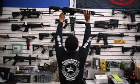A gun store in Florida