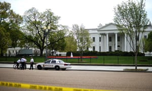 Tight security in Washington DC