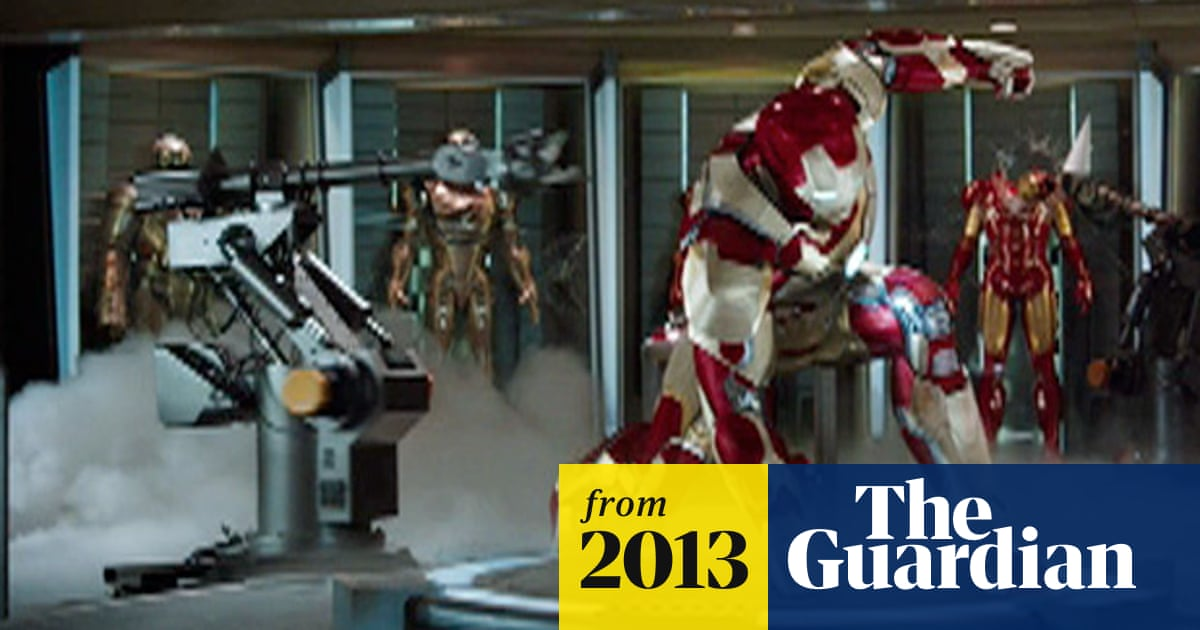 Iron Man 3 makes second-biggest US debut of all time   Film   The
